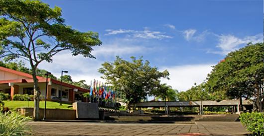 Walter Kissling Gam Campus in Costa Rica