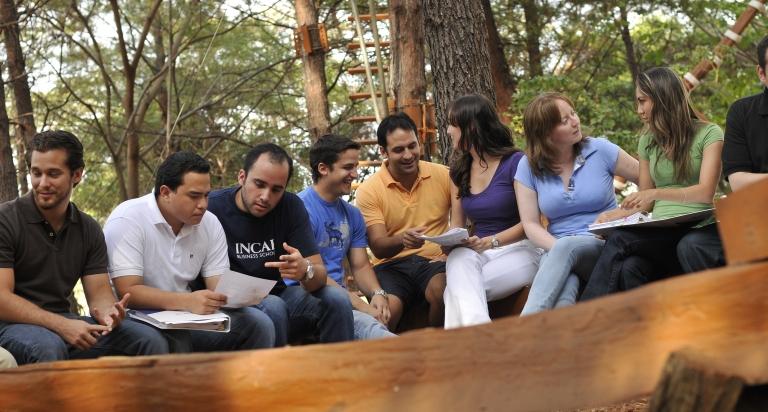 Vida en el Campus MBA CAMP