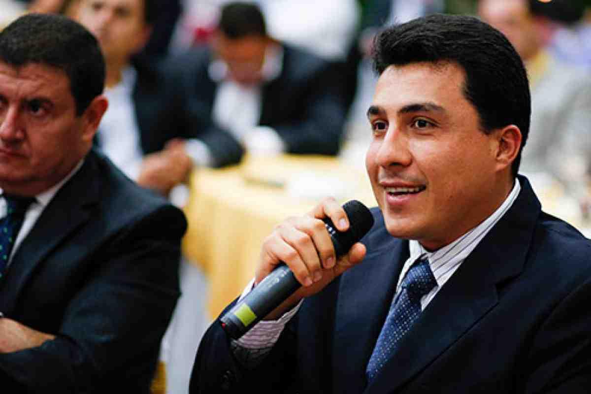Conferencia Plan Estratégico de Carrera, en Panamá