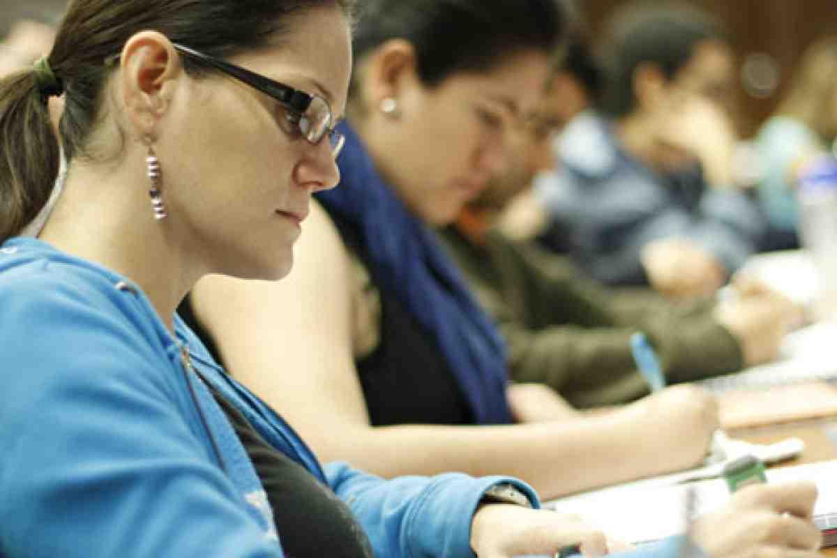 Sesión informativa del MBA internacional, México, Polanco