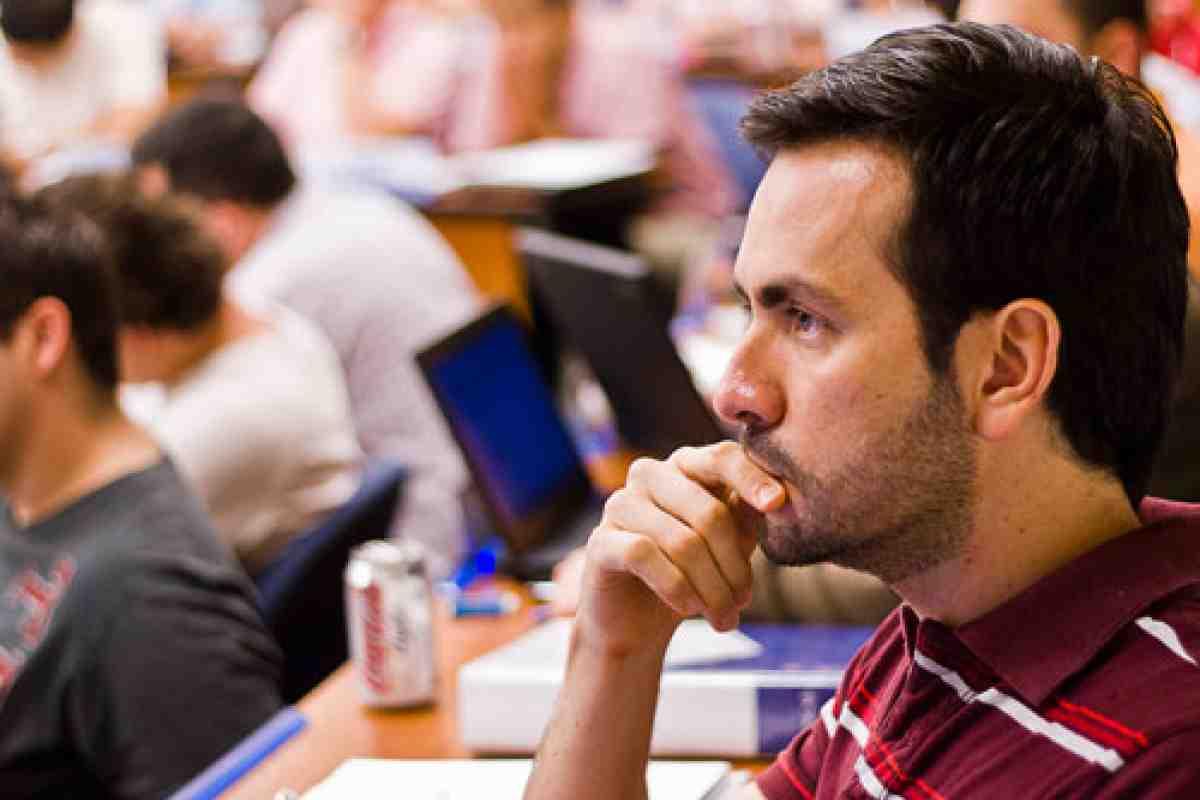 Sesión informativa del MBA internacional, México, Santa Fe