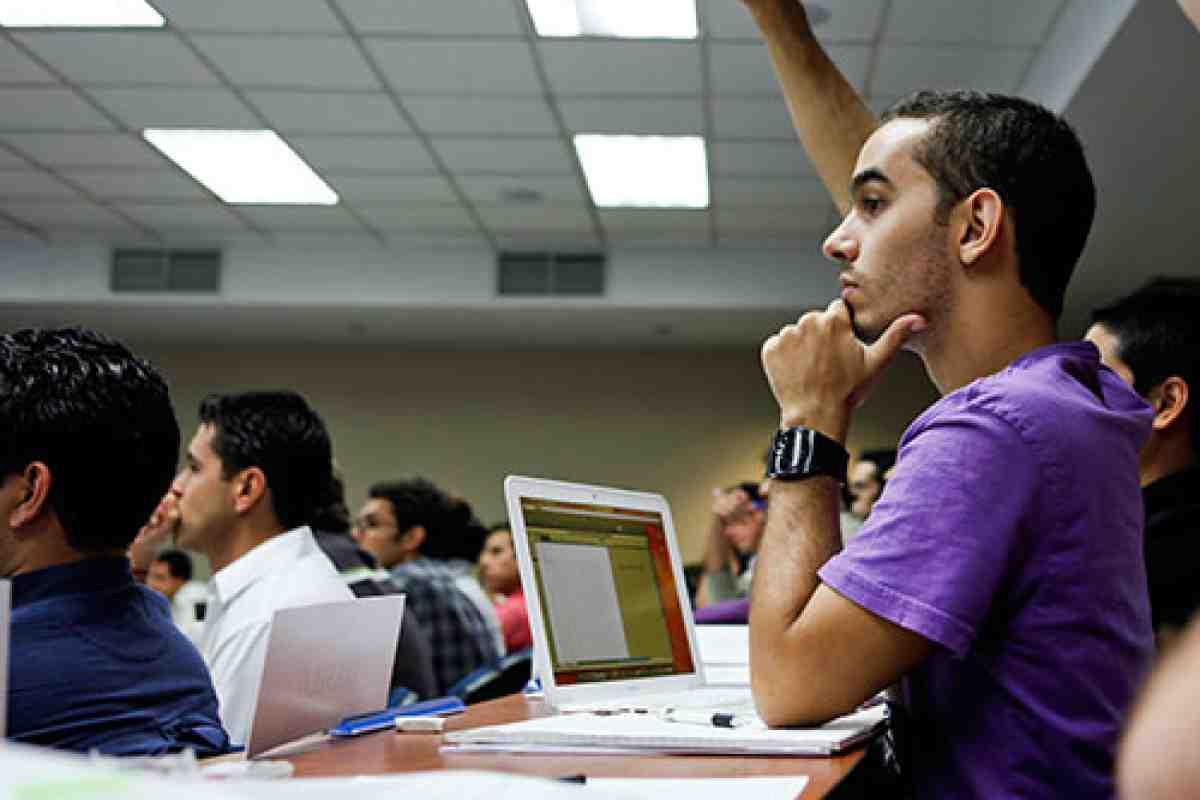 Sesión informativa del MBA de INCAE, Paraguay, Asunción