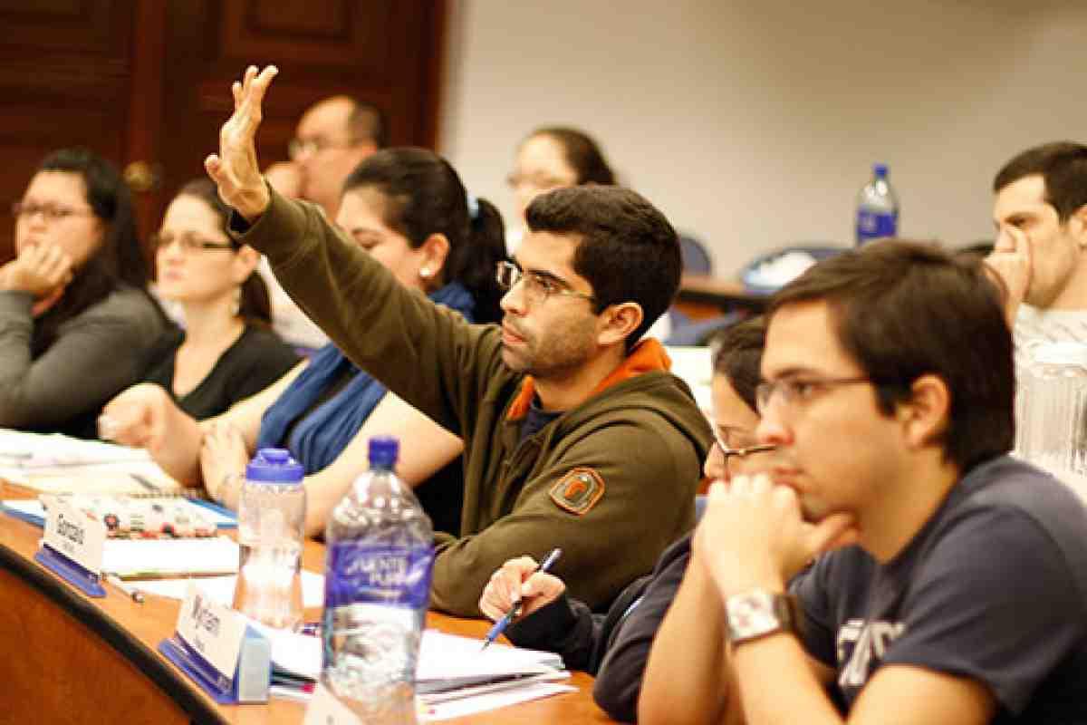 Sesión Informativa - Paraguay