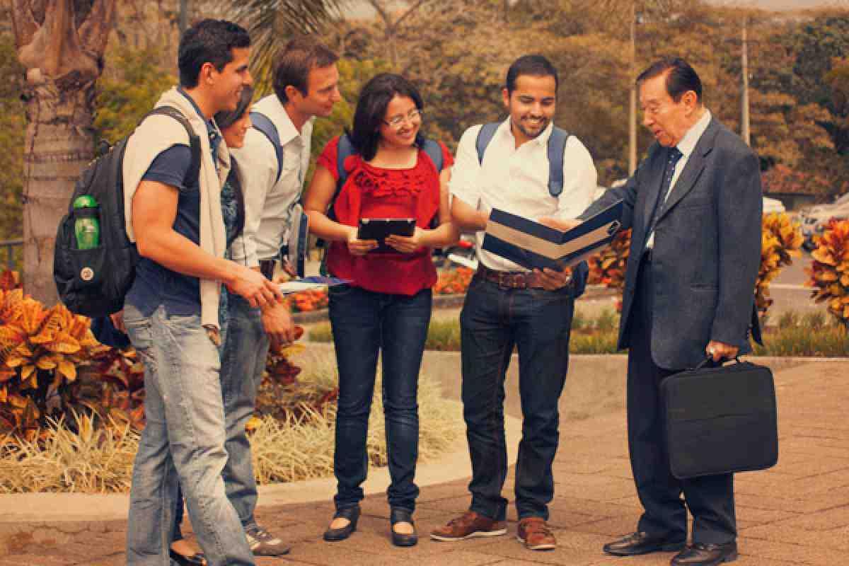 Sesión Informativa MBA Internacional, INCAE en San Pedro Sula