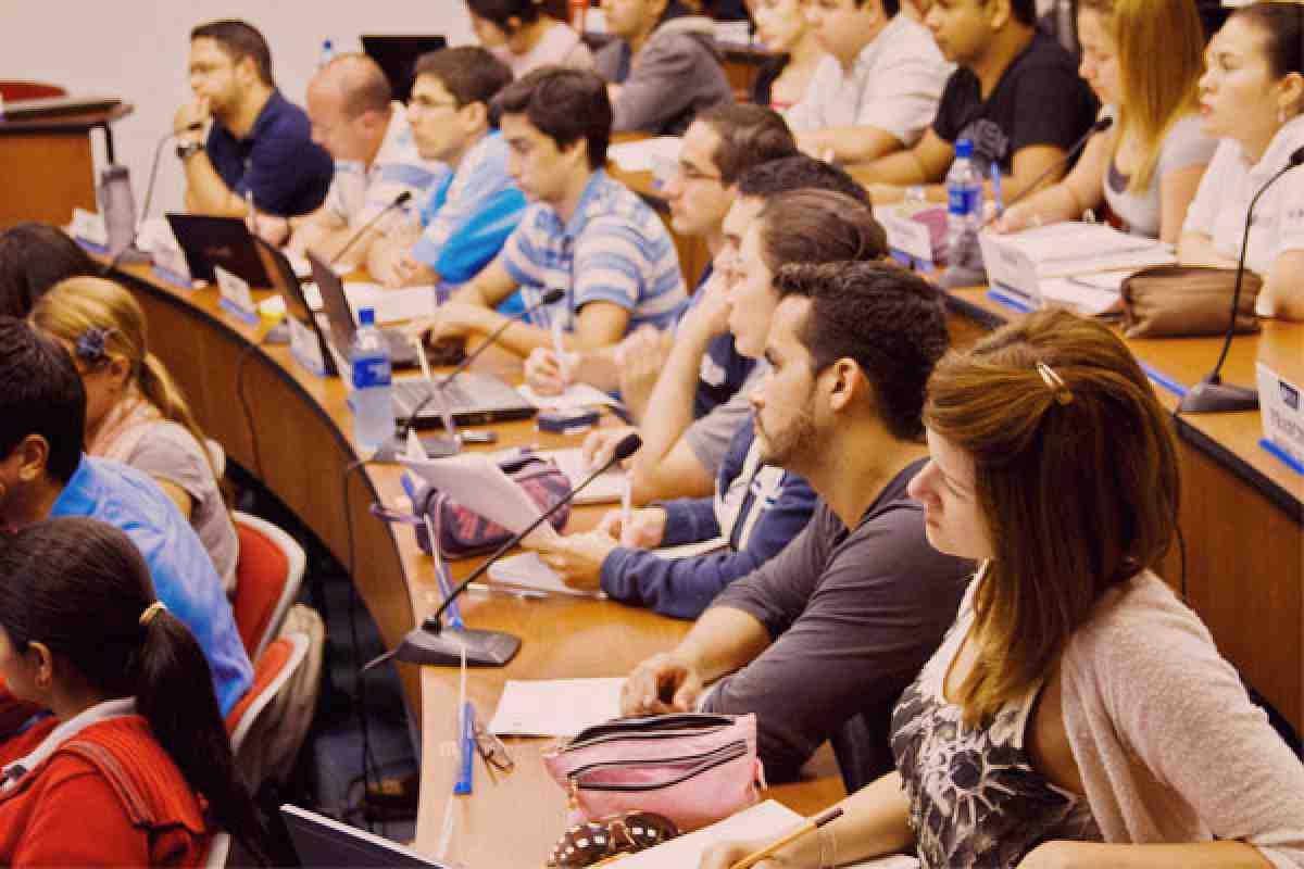 Sesión Informativa del MBA INCAE, Nicaragua