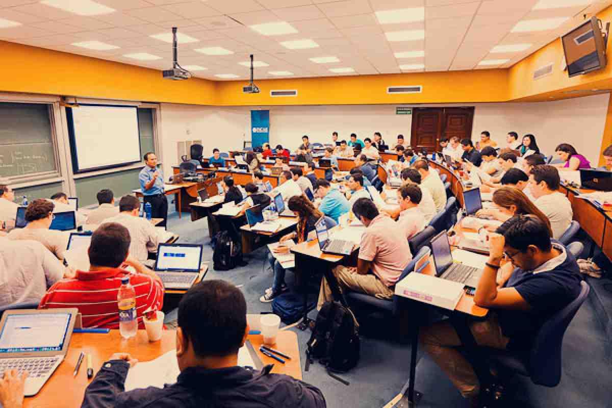 Sesión Informativa del MBA INCAE, Panamá