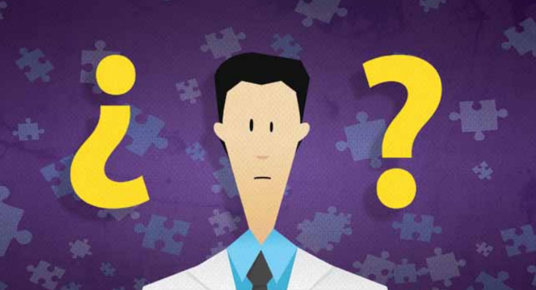 La decisión de un médico especialista