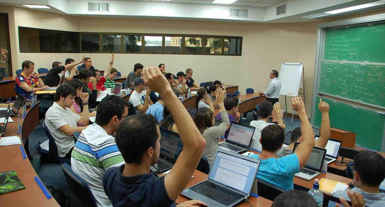 An INCAE, MBA Class