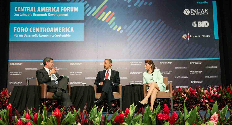 INCAE #1: Ranking América Economía