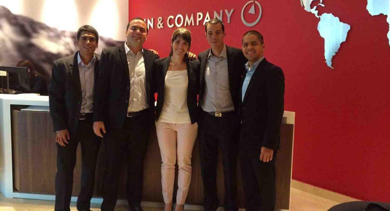 Bain México puso a competir a los mejores consultores del MBA 2016 de INCAE