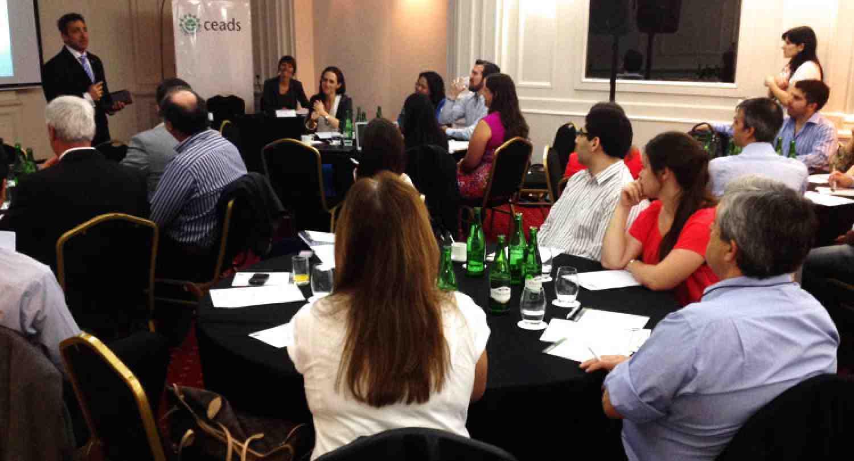 CLACDS participó en taller sobre adaptación al cambio climático en el sector empresarial en Argentina