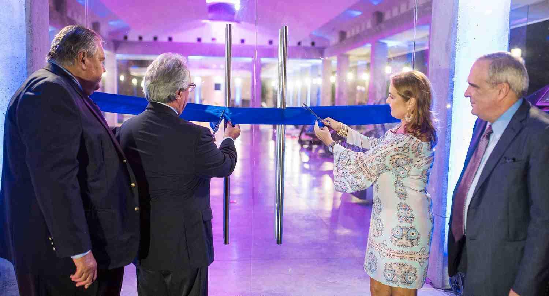 """""""Una experiencia rica e integradora,"""" INCAE abre su nuevo centro recreativo"""