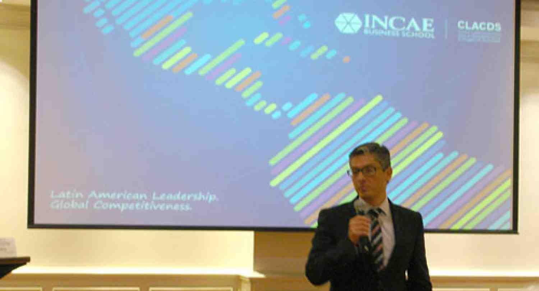 CLACDS de INCAE presenta resultados del Informe Global de Competitividad