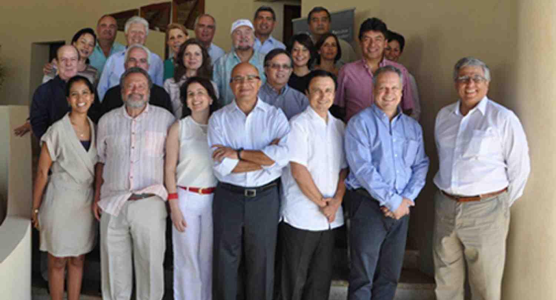 Rector participa en Club de Presidentes de INCAE