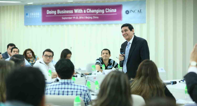 Executive MBA de INCAE en el Top 10 del mundo