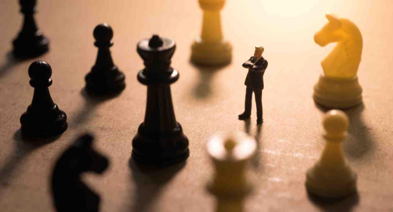 Las cartas posibles de la guerra (o la estrategia de negocios)