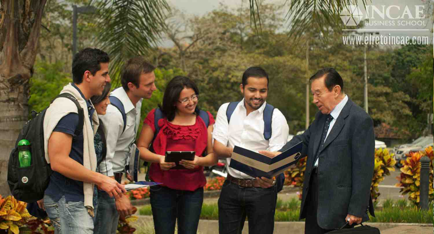 MBA: IT'S NOT ALL ABOUT ACADEMICS