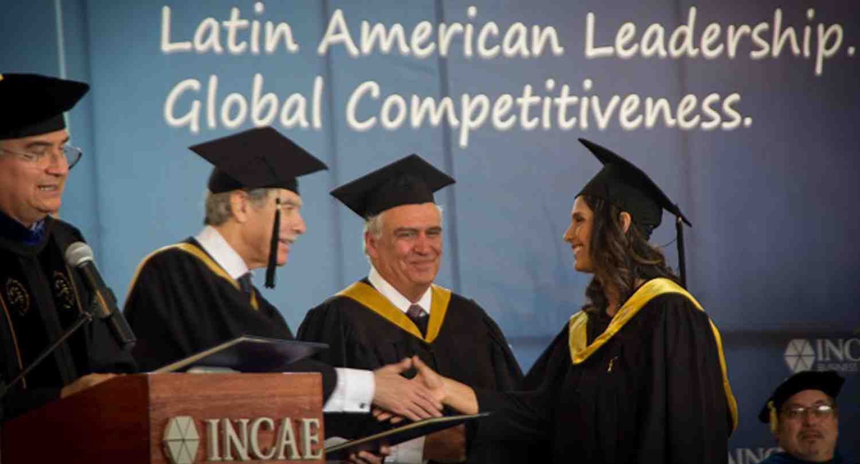 INCAE da la bienvenida a 84 nuevo Incaistas