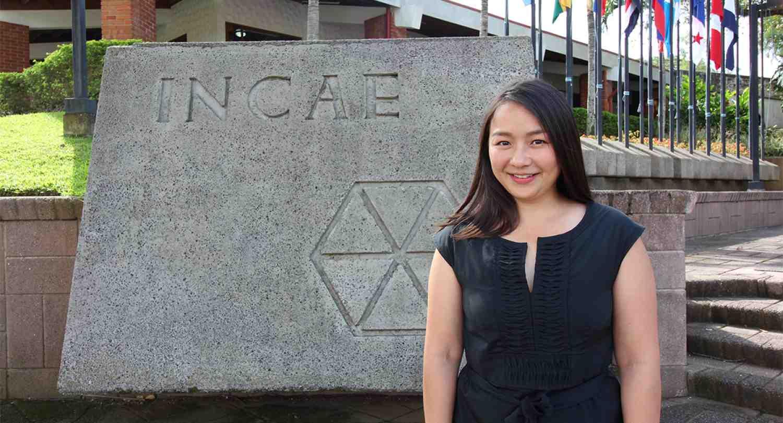 Global Network Week: Jane Sun's experience