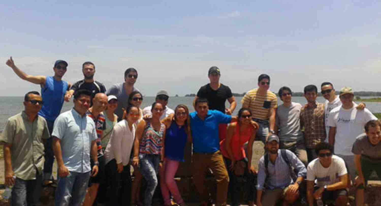 ¡Viva la experiencia INCAE!  Candidatos del MBA disfrutan del Open House en Nicaragua