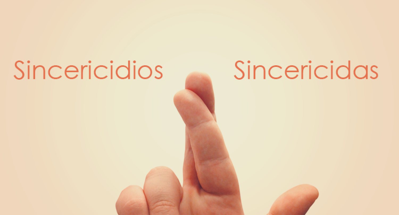 """""""Sincericidios"""" y """"Sincericidas"""""""