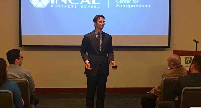 Nuevo centro de INCAE apoyará a los emprendedores