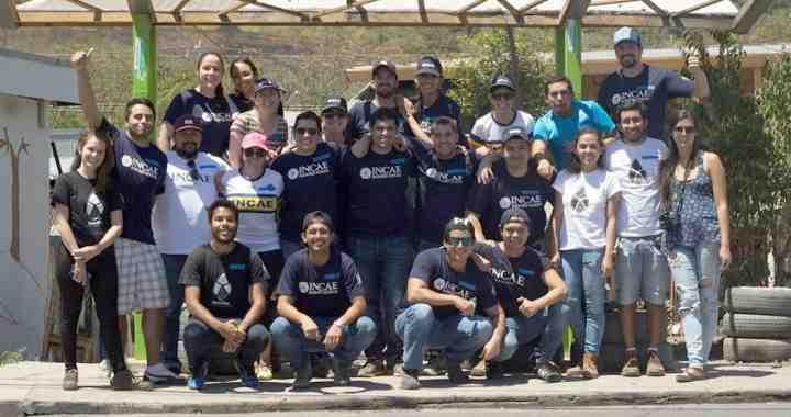 Estudiantes de INCAE dejaron su huella en comunidades costarricenses