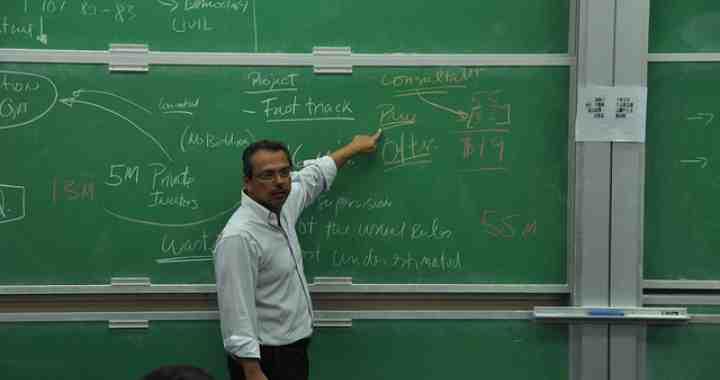 Profesor J. Barahona