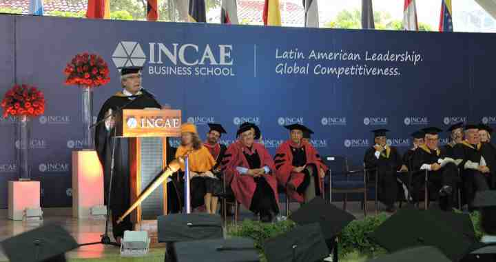 INCAE graduó a sus primeros estudiantes de nuevo modelo del Global EMBA