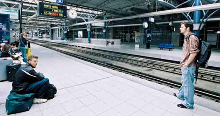 La ventaja de llegar a tiempo y qué podemos aprender de un tren suizo