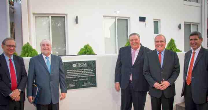 INCAE inaugura sus casas ejecutivas en Nicaragua