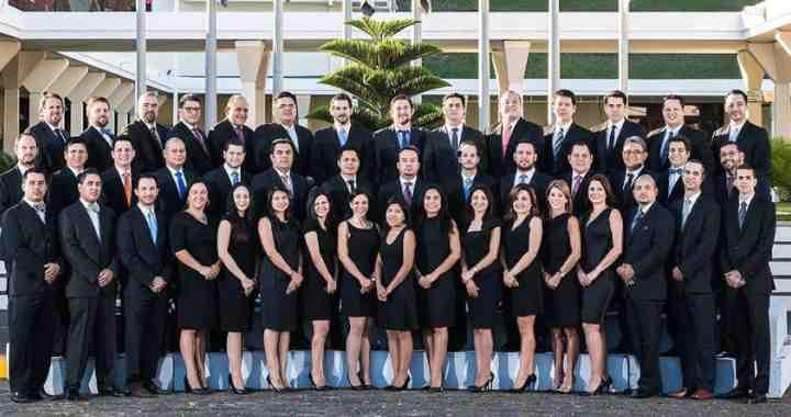 El Executive MBA 2016-I de INCAE vivió una emotiva graduación