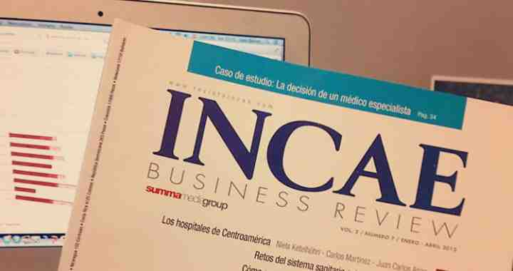 INCAE Business Review MBA
