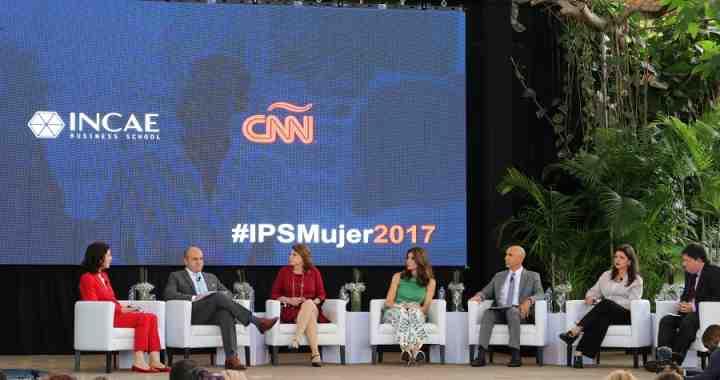 INCAE y CNN en Español presentan estudio sobre el progreso social de las mujeres en América Latina