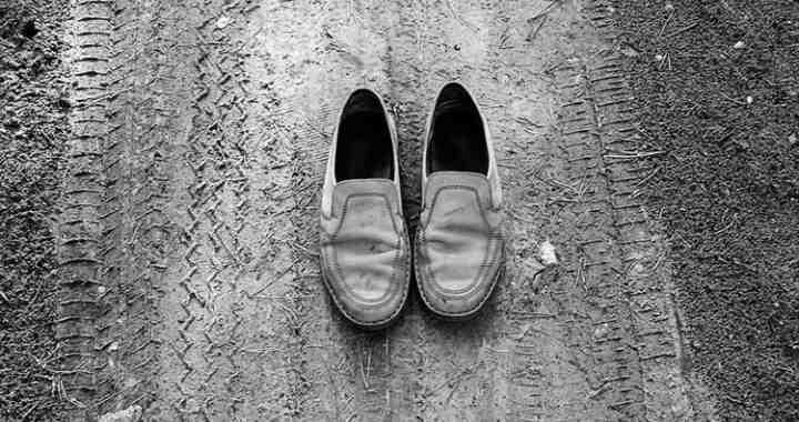 Morals from a broken shoe!