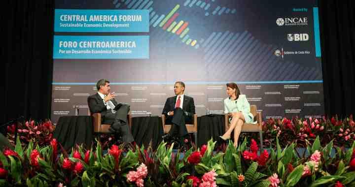 INCAE #1: Ranking América Economía 2013