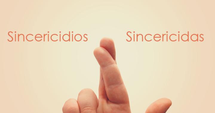 """""""Sincericide and Sincericides"""""""