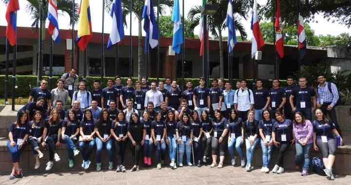 Jóvenes de Latinoamérica se reúnen para tener la experiencia INCAE
