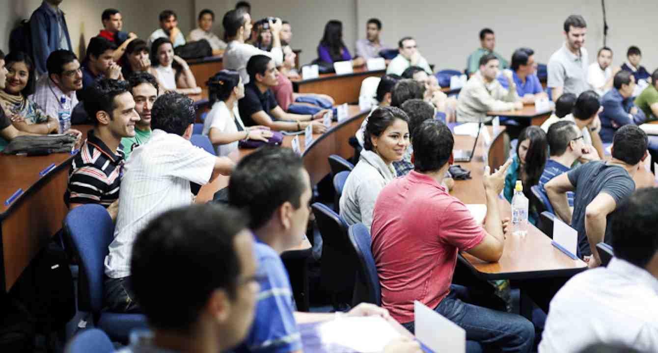 Studying an International MBA