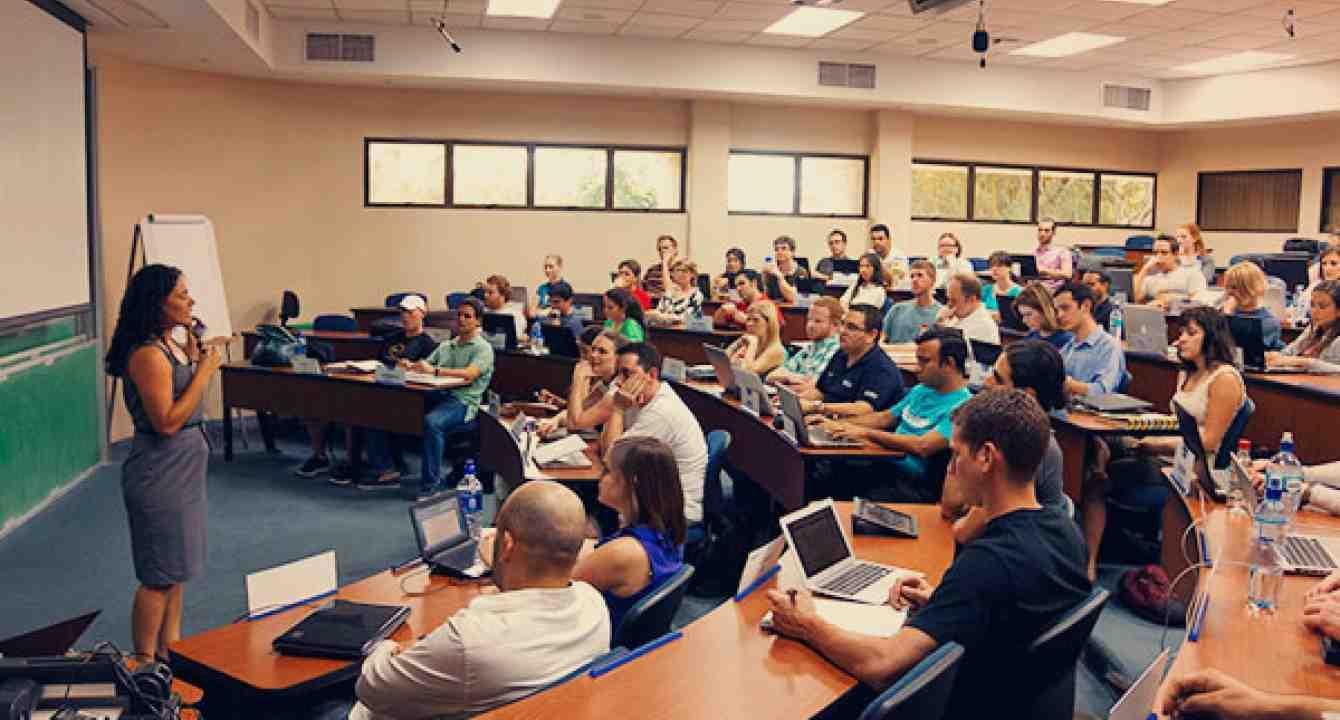 Sesión Informativa del MBA INCAE Nicaragua