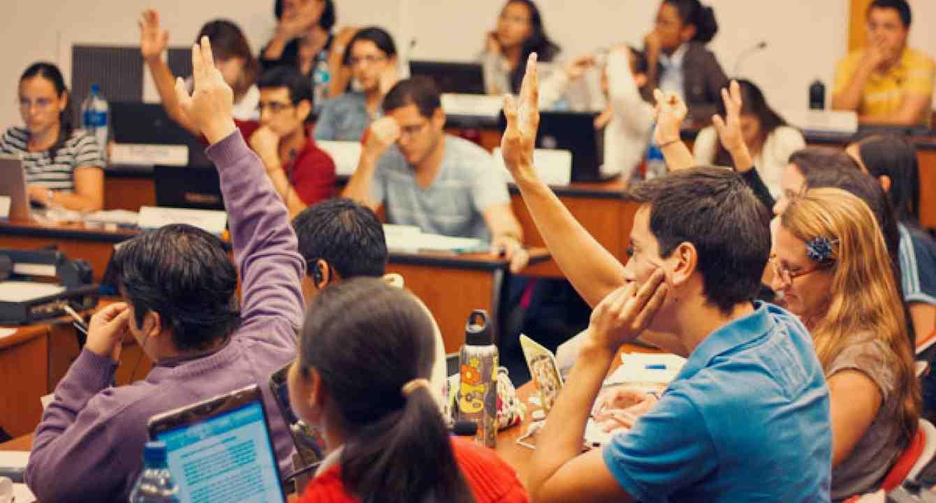 Sesión Informativa del MBA INCAE, Paraguay