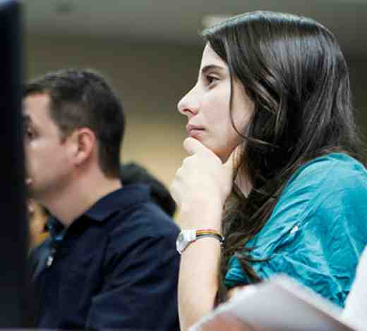 Sesión Informativa MBA Internacional, Guatemala