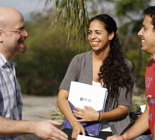 Sesión informativa del MBA internacional, Tegucigalpa