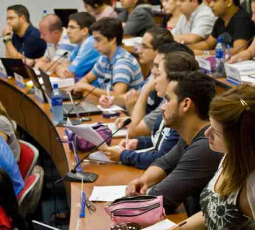 Sesión informativa del MBA de INCAE, en Guatemala
