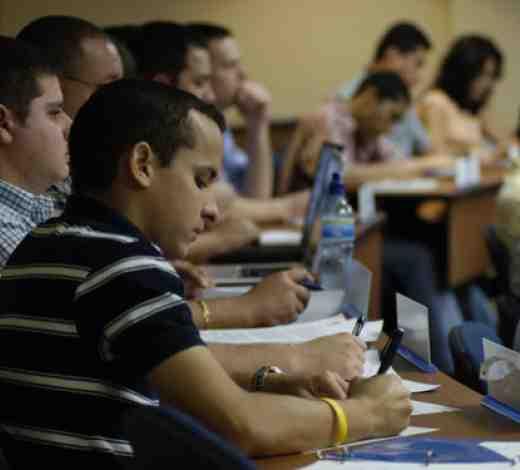 Sesión informativa del MBA de INCAE, en Paraguay, Asunción