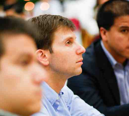 Sesión informativa del MBA internacional, Lima
