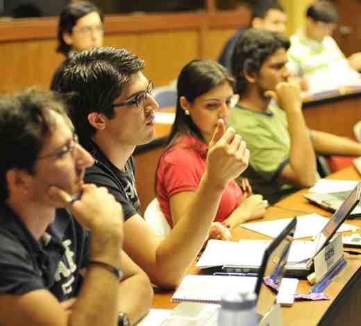 Sesión Informativa del MBA INCAE Perú