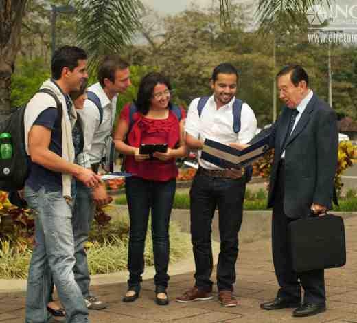 Incae: revelando el coraje y la valentía de los líderes de hoy