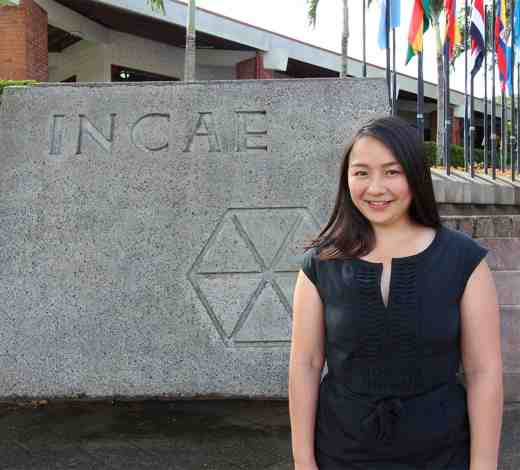 Global Network Week: Jane Sun's experience