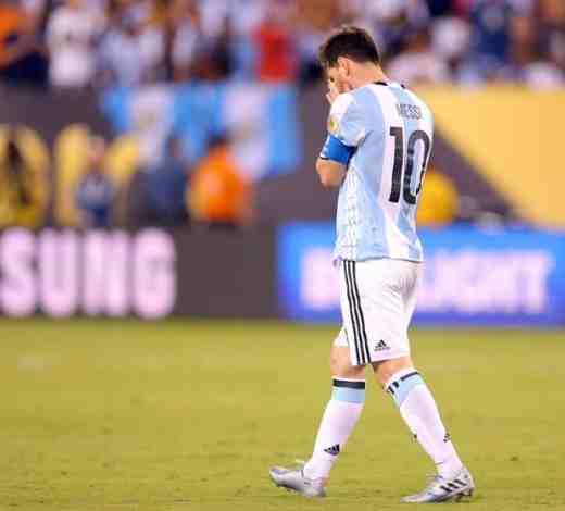 ¿A qué renunció Messi?